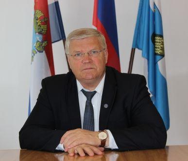 Глава муниципального района Приволжский — Богомолов Е. Н.