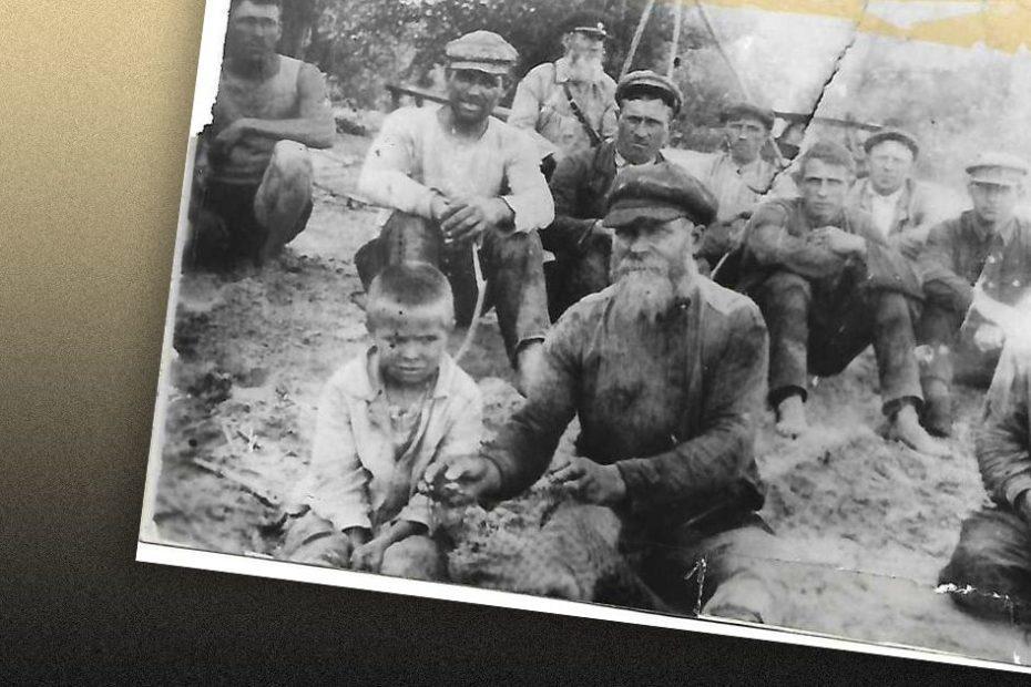Рыбколхоз «Волна» в селе Давыдовка. История одной фотографии