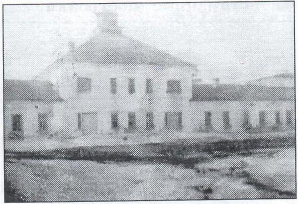 «Барский дом» помещика Пустошкина Г. Е., ≈1837 год постройки