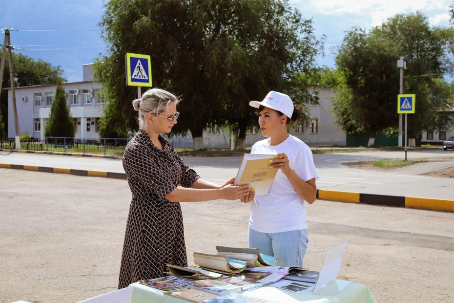 Общественно-просветительский проект «Живая история Самарской губернии» в с. Приволжье