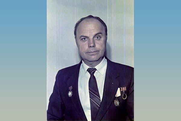 Чуриков Владимир Фёдорович