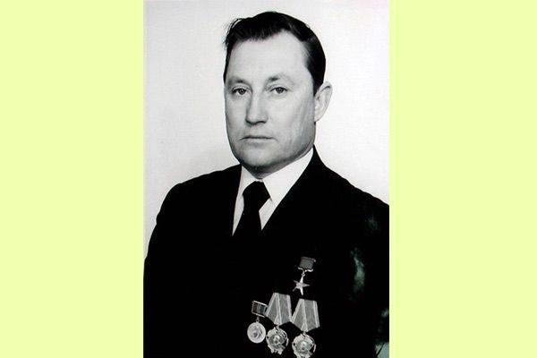 Климашин Фёдор Степанович