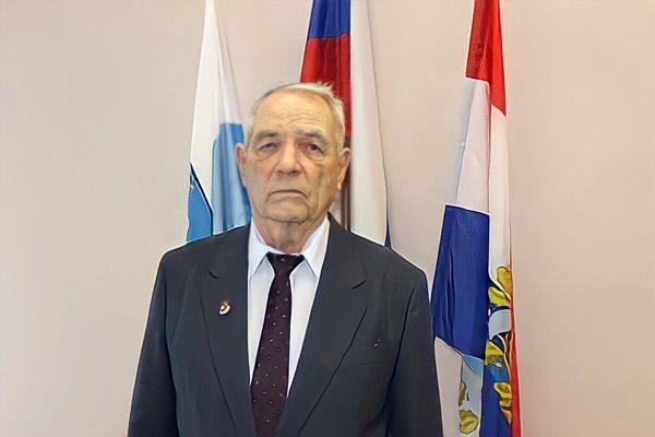 Рожнов Валентин Петрович
