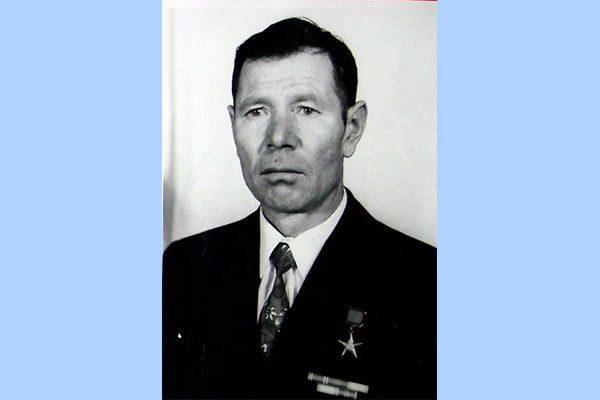 Савин Николай Петрович