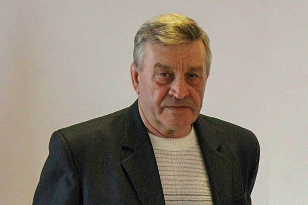 Сергачёв Николай Сергеевич
